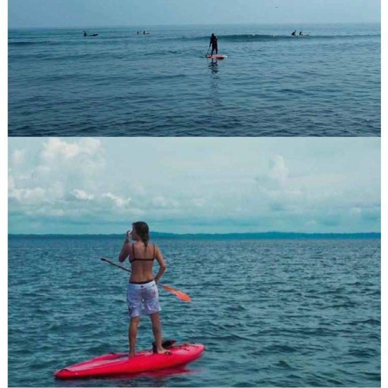 3 kayak